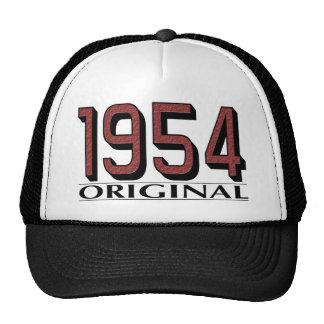Original 1954 gorros
