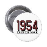 Original 1954 pins