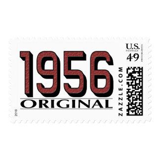 Original 1956 sello