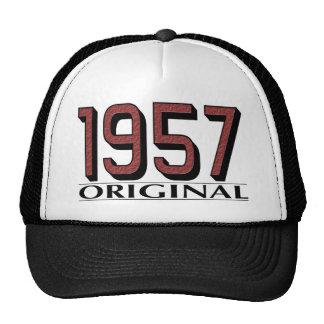 Original 1957 gorras