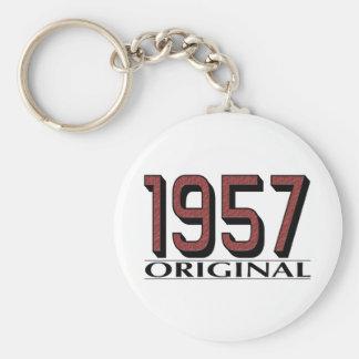 Original 1957 llavero