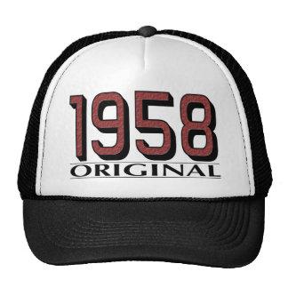 Original 1958 gorra