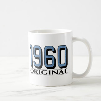 Original 1960 tazas de café