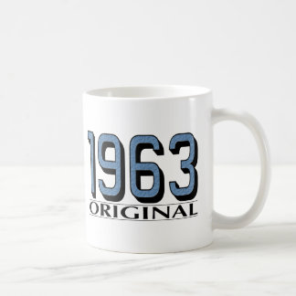 Original 1963 tazas