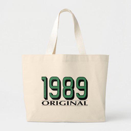 Original 1989 bolsas