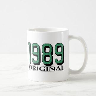Original 1989 taza