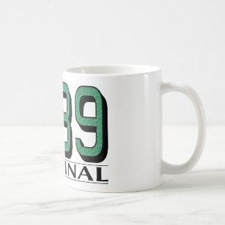 Original 1989 tazas de café