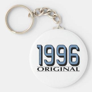 Original 1996 llaveros personalizados