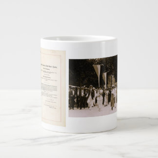 ORIGINAL 19th Amendment U.S. Constitution Giant Coffee Mug