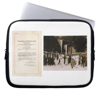 ORIGINAL 19th Amendment U.S. Constitution Laptop Sleeve