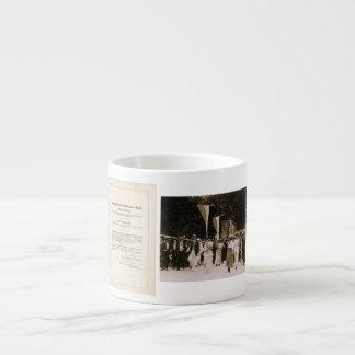 ORIGINAL 19th Amendment U.S. Constitution 6 Oz Ceramic Espresso Cup