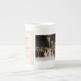 ORIGINAL 19th Amendment U.S. Constitution Tea Cup