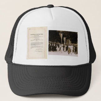 ORIGINAL 19th Amendment U.S. Constitution Trucker Hat