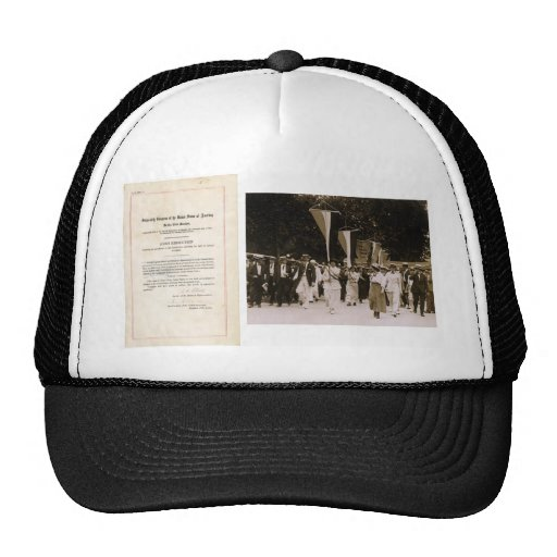 ORIGINAL 19th Amendment U.S. Constitution Trucker Hat
