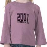 Original 2007 camiseta