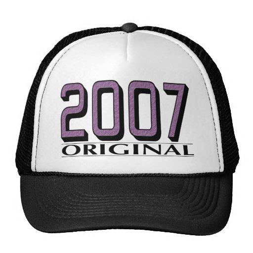 Original 2007 gorro de camionero