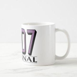 Original 2007 taza clásica
