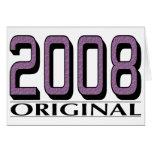 Original 2008 felicitaciones