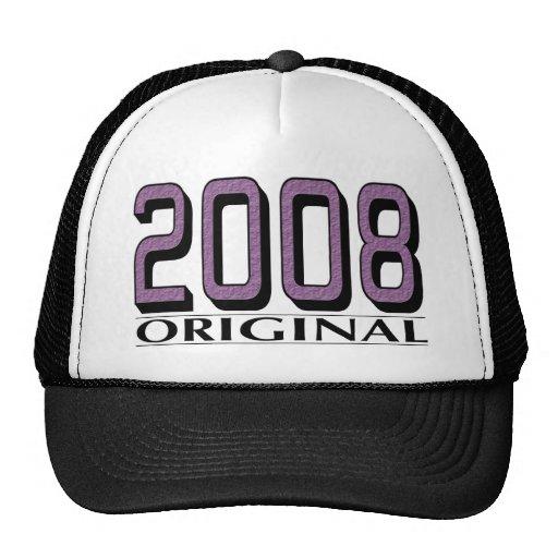 Original 2008 gorras