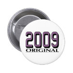 Original 2009 pin