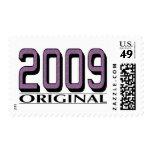 Original 2009 sellos