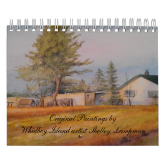 Original 2013 Calendar - Shelley Lampman
