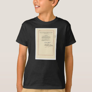 ORIGINAL 26th Amendment U.S. Constitution T-Shirt