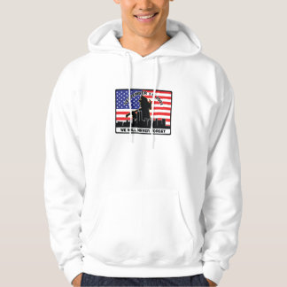 Original 9/11 Firefighter Design Hoodie