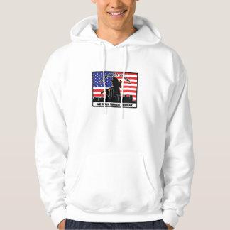 Original 9/11 Firefighter Design Hoodie
