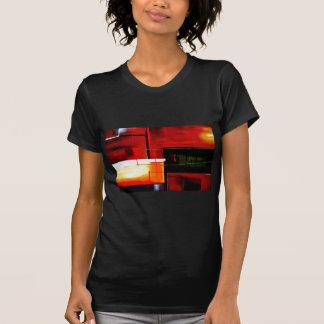Original Abstract Art Tee Shirt
