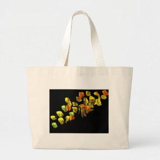 Original Abstract Painting Series Large Tote Bag