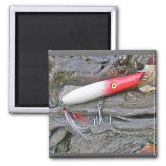 Original AJS Pencil Popper Fishing Lure Magnet