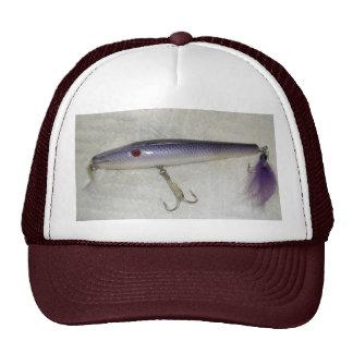 Original AJS Purple Pikie Lure #1 Hat