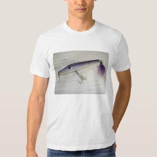 Original AJS Purple Pikie Lure #1 T-Shirt