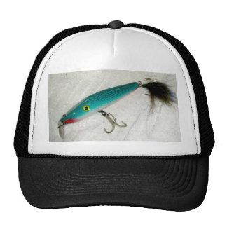 Original AJS Sea Green Pikie Lure #1 Hat