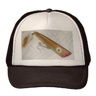 Original AJS Surf Popper Saltwater Lure #1 Hat