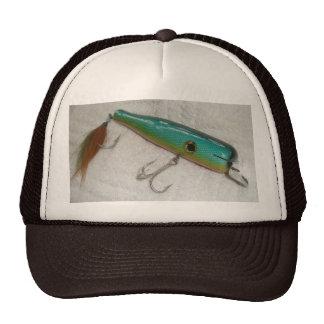 Original AJS Swimmer Saltwater Lure Hat