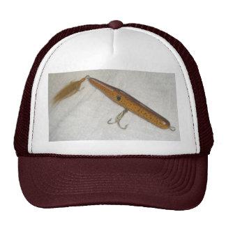 Original AJS Wife's Squid Saltwater Lure Hat