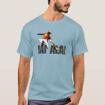 Original And Striking Jai Alai Logo, T-shirt at Zazzle