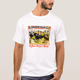 Original Angry Birds from 1898 TShirt