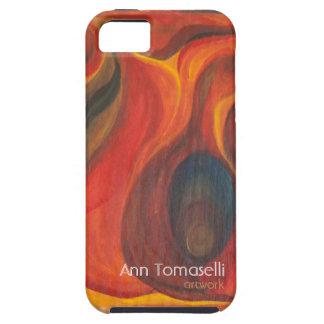 Original Ann Tomaselli 'Amoeba' iphone case iPhone 5 Cases