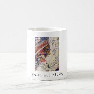 Original art is designated as motif coffee mug