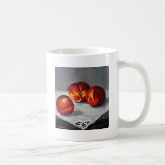 Original art classic white coffee mug