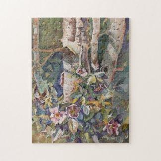 Original Art Print Puzzle