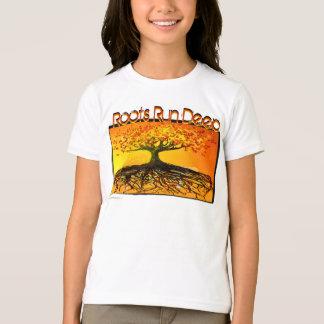 Original Art- Roots Run Deep T-shirt