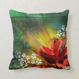 Original Artwork acrylic painting print Throw Pillow