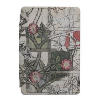 Original artwork for 'Trellis' wallpaper design, 1 iPad Mini Cover