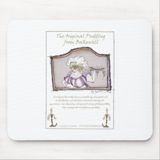Original Bakewell Pudding, tony fernandes.tif Mouse Pad