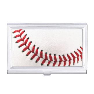 Original baseball ball business card case