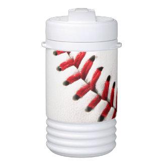 Original baseball ball cooler